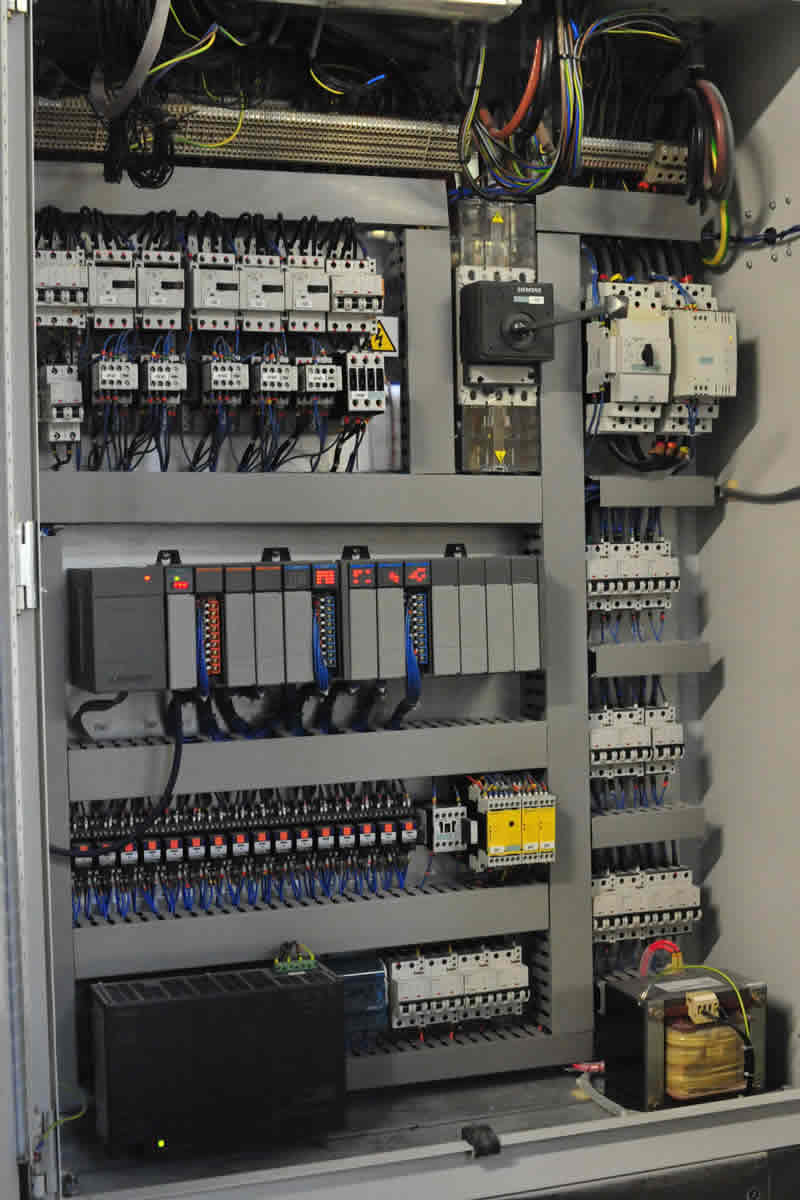 Silo Control Panel Modifications Arun Electrical Limited Panels Silocontroller